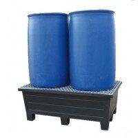 Opvangbakken voor 200-liter vaten
