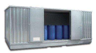 Milieucontainers: thermisch geïsoleerd