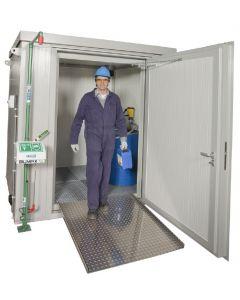 brandwerende moduul container BMC 25.23