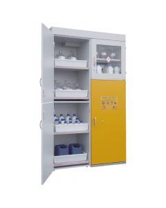 Combi-LAb SiS type 90 / 1200 KL1 met gele deur