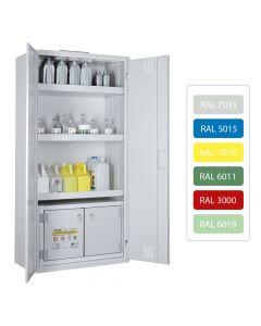 Stalen veiligheidskast CHS 950/ SIB 30, RAL 7038