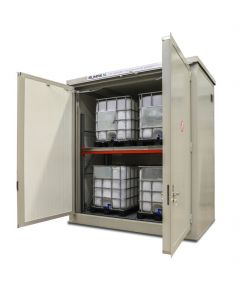 Brandwerende systeemcontainer BMC-PL 30.17 IBC
