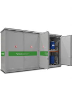 Brandwerende huurcontainer BMC-PL 60.17 IBC