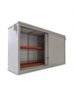 brandwerende pallet container - BMC-PL 65.20