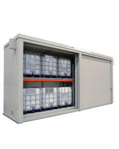 brandwerende pallet container BMC-PL 72.20-IBC
