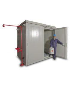 brandwerende container BMC-W 2