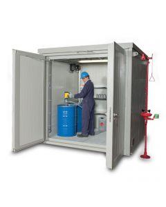 brandwerende container BMC-W 4