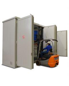 Brandwerende pallet container - BMC-PL 60.17