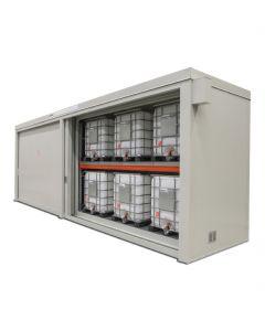 brandwerende pallet container BMC-PL 85.20-IBC