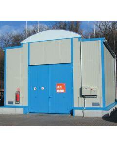 KCA depot voor opslag gevaarlijke stoffen