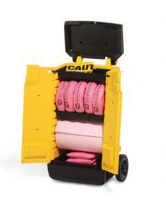 Mobiele Spill Caddy Haz-Mat