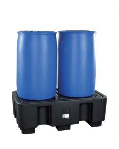 Kunststof lekbak voor 200 liter vaten PE-200-2