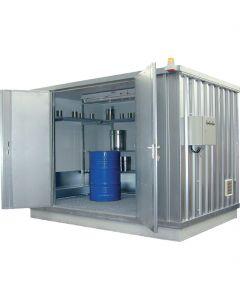 Geïsoleerde milieucontainer SLT 3 x 2