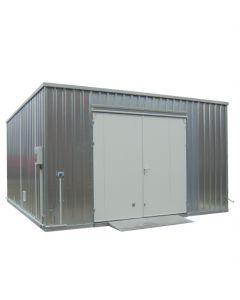 Grote milieucontainer van Bumax, de WS-LH 5 x 10