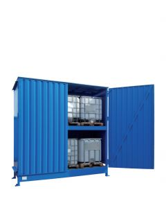 Stalen systeemcontainer WSC-F-E.2-35 - 6 x IBC