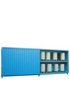Stalen systeemcontainer WSC-F-E.2-120 - 24 europallets