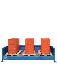 Milieucontainer voor inpandig gebruik, type WSC-G-E.1-30