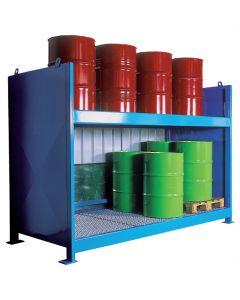 Milieucontainer voor inpandig gebruik, type WSC-G-E.2-30