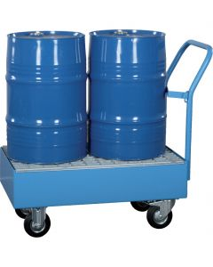 Vatenwagen voor een vat van Bumax.nl