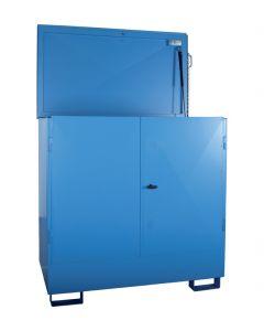 Vatendepot WSP-4SKKS met deksel en deuren van Bumax